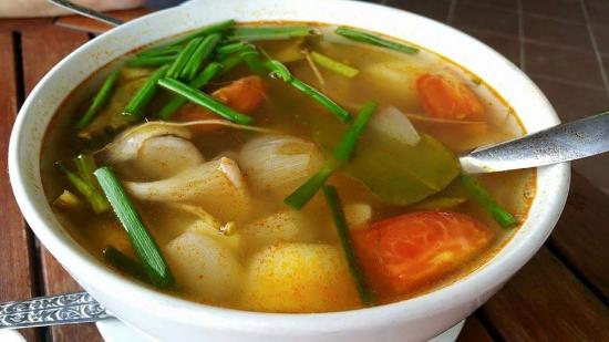 Sala Pha Deng : Tom Yum Soup