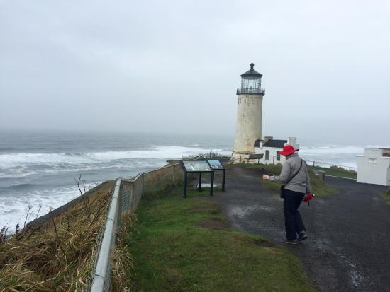Willapa National Wildlife Refuge: North Head Lighthouse