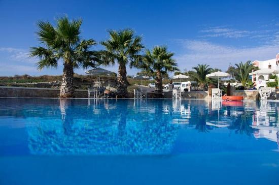 Villa Manos: HOTEL