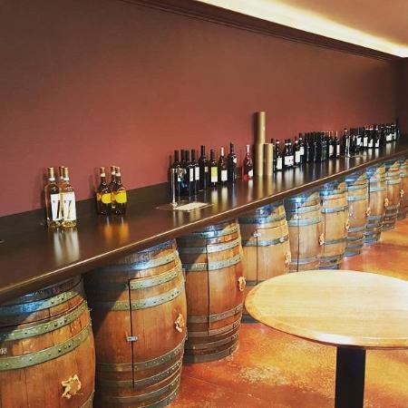 Carlton, Oregón: The Italian Tasting Room