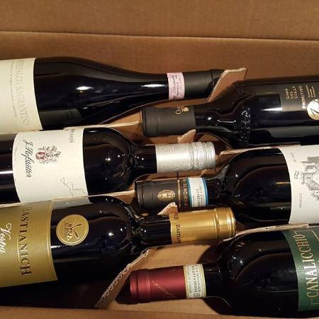 Carlton, OR: Italian Wine Club...March 2016 Release