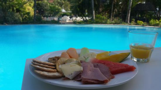 Buffet Breakfast Hamilton Island
