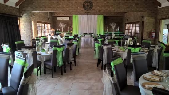 Afrique Boutique Hotel Oliver Tambo Photo