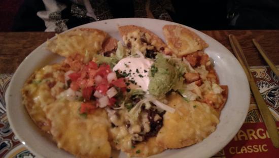 Chi-Chi's Tex-Mex: tortillas