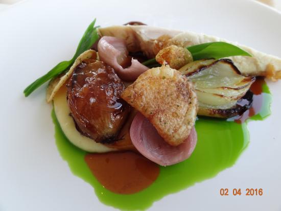 Kylling Løg Kartofler Picture Of Restaurant Molen Nexoe