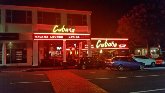 From Florida Road - Picture of Cubana Havana Lounge ...