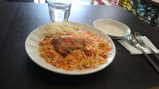 Kebab Biriyani House