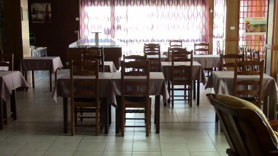 Pamiers, فرنسا: restaurant