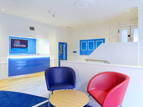 Travelodge London Central Marylebone: Hotel reception
