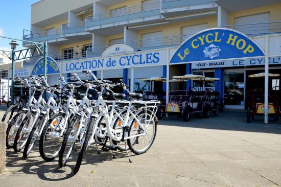 Le Cycl'Hop