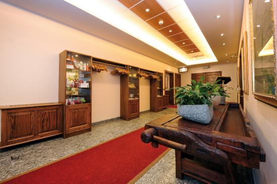 Hotel Stella Alpina : Ingresso