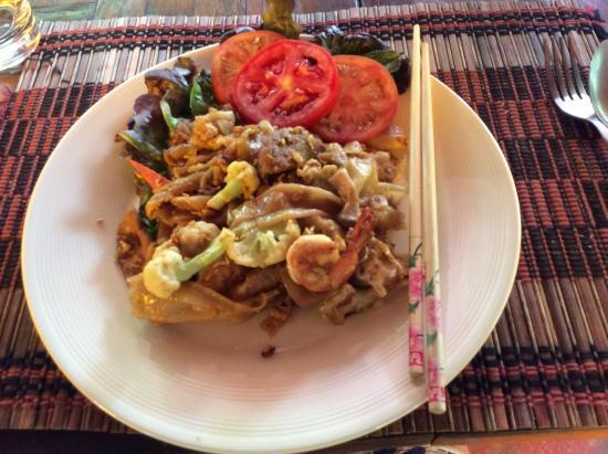 Tonnam Homestay: cuisine variée à souhait