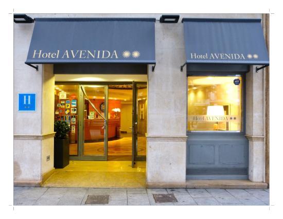 アヴェニダ ホテル