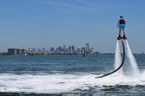 Miami Flyboard - FLYBOARD305 : Had a great time! Would really recommend :)