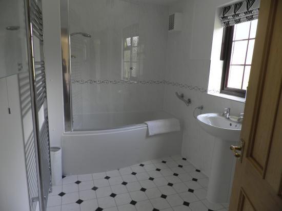 Dorstone, UK: Bathroom