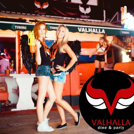 Valhalla Party Bar