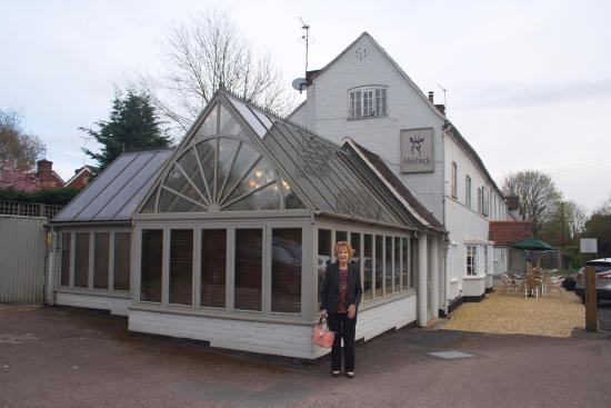 The Roebuck: Conservatory