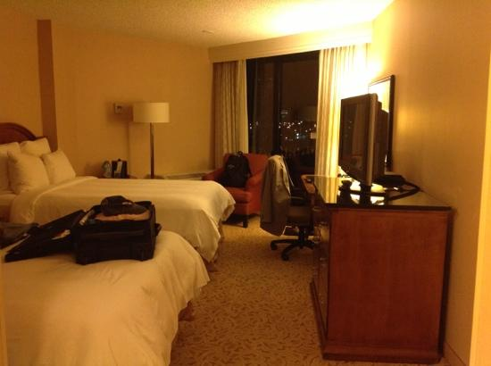 river view room picture of portland marriott downtown waterfront rh tripadvisor com