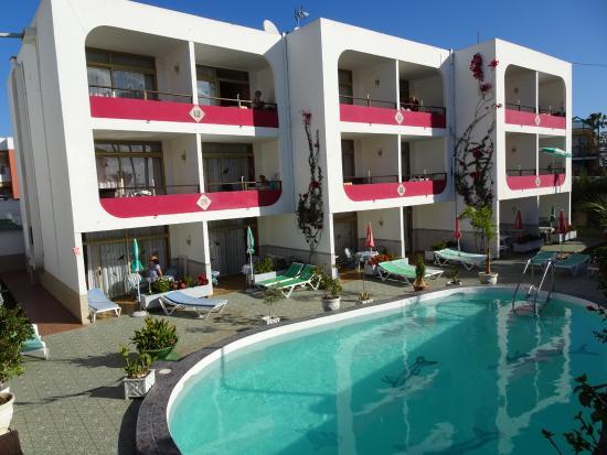 Hotel Bogota Gran Canaria Playa Del Ingles