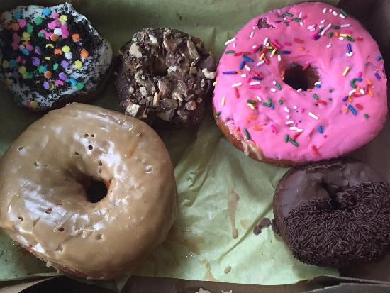 the homer picture of donut bar san diego tripadvisor rh tripadvisor co za