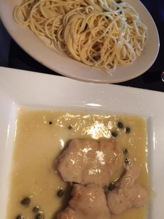 Gennaro's Pizza & Restaurant: Chicken Piccata with Capers