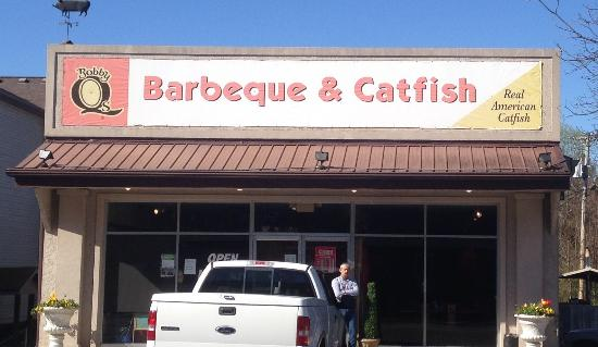 Front Of Restaurant Picture Of Bobby Qs Cookeville Tripadvisor