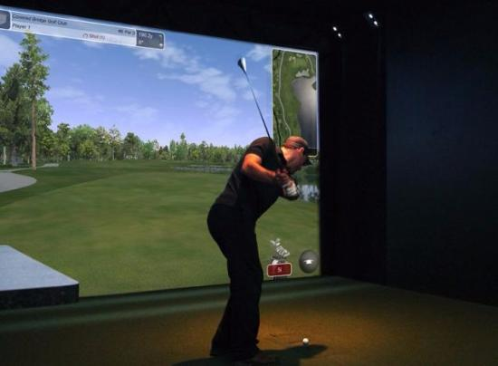 Silver Tee Golf & Virtual Gaming