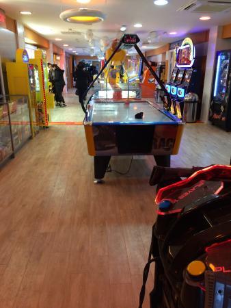 Ocean Edge Leisure Park: Arcade