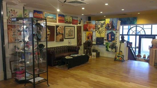 Glenelg, Australien: A treasure cove of surprises