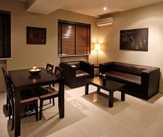 Hotel Meg: two-room suite