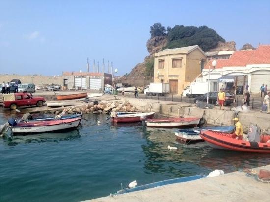 Tizi Ouzou Province, Algerie: l ilot