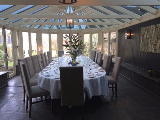 Bay Tree Hotel: All set for Sunday celebration lunch
