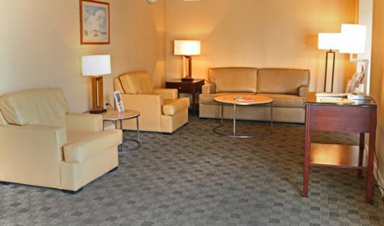 Neptune Park Inn: Lobby