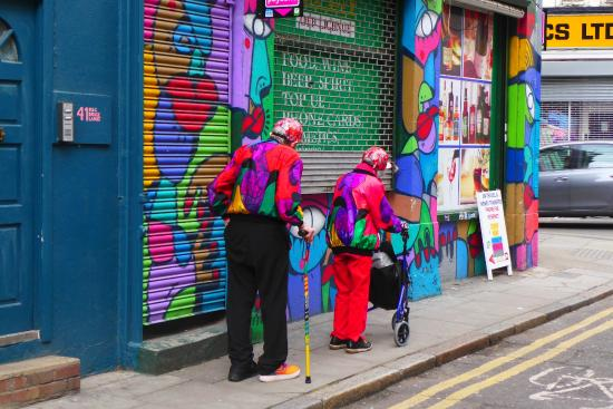 London Street Art Tour Reviews