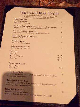 The Blonde Bear Tavern: photo2.jpg