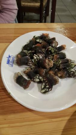 La Trainera: The Percebes