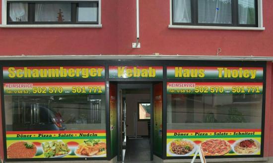 Schaumberger Kebab Haus Tholey
