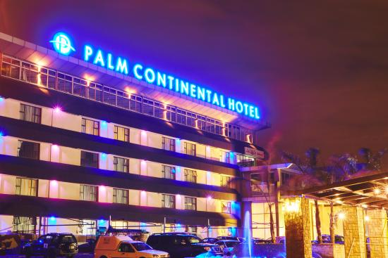 Palm Continental Hotel - Johannesburg