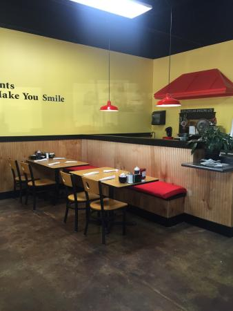 Anderson, SC: Eggs Up Grill