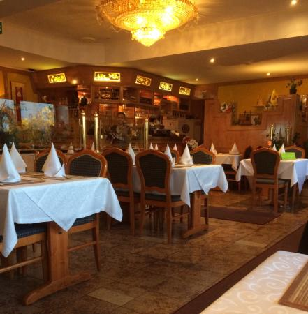 Bai Tong Thai-Restaurant : Gastraum