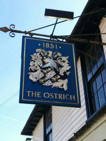 The Ostrich Hotel