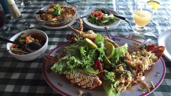 Speyside, Tobago: Jemma's Seaview Kitchen | Book your reservation online: