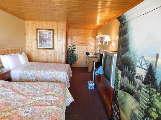 薩盧達山丘小屋飯店照片