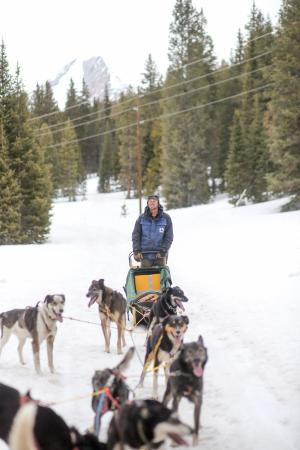 Monarch, CO: Caleb and the dogs