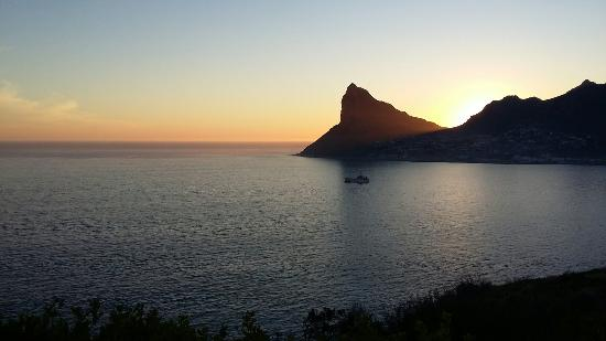 Table View, Afrika Selatan: Chapman's Peak - Cycling the Cape Peninsula
