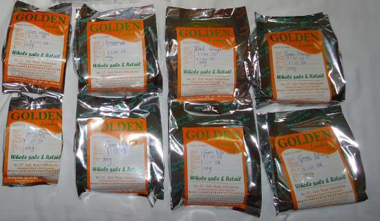 Golden Llanka Tea Shop