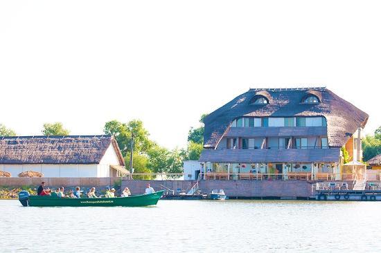 Pensiunea Paradise Delta House