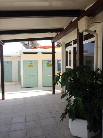 cabine - picture of bagno vally, cesenatico - tripadvisor