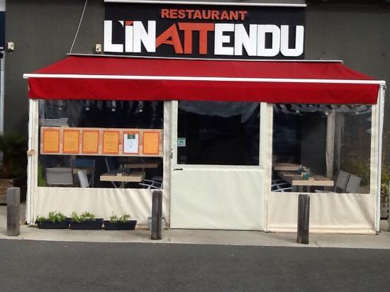 La Richardais, Frankrijk: L'INATTENDU