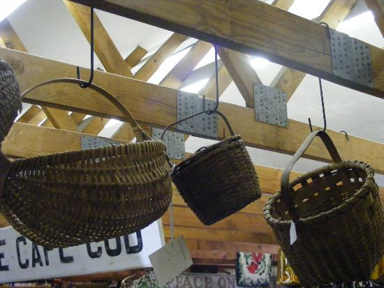 West Harwich, MA: baskets
